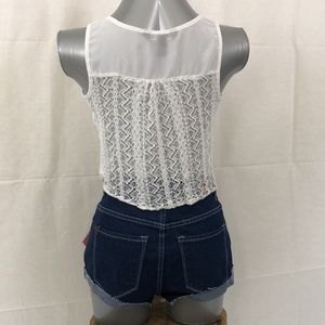 """NWT BDG size 25"""" waist with small Streetwear top"""